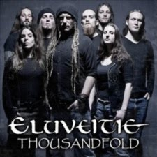 ELUVEITIE - Thousandfold cover