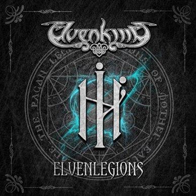 ELVENKING - Elvenlegions cover