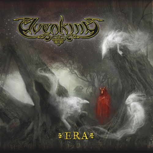 ELVENKING - Era cover