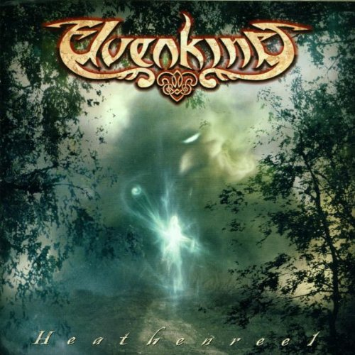 ELVENKING - Heathenreel cover