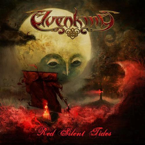 ELVENKING - Red Silent Tides cover