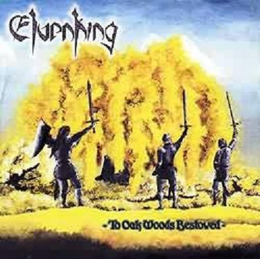 ELVENKING - To Oak Woods Bestowed cover
