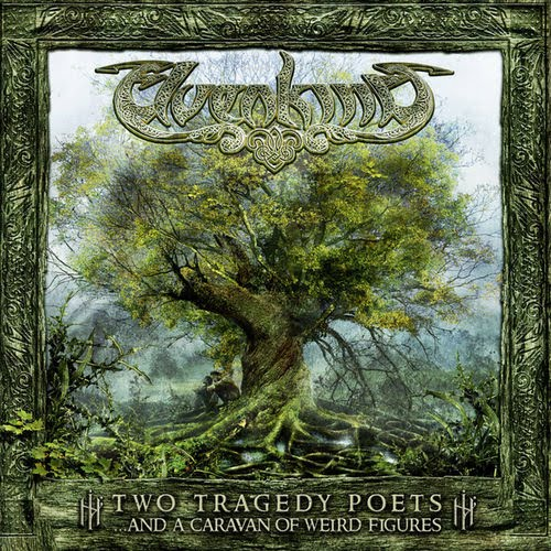 ELVENKING - Two Tragedy Poets (...and a Caravan of Weird Figures) cover