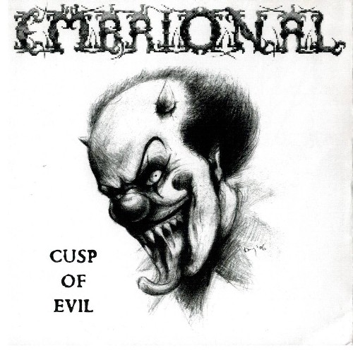 EMBRIONAL - Cusp Of Evil cover