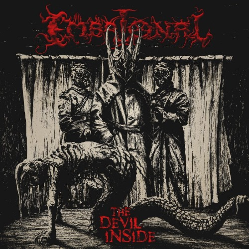 EMBRIONAL - The Devil Inside cover