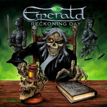 EMERALD - Reckoning Day cover
