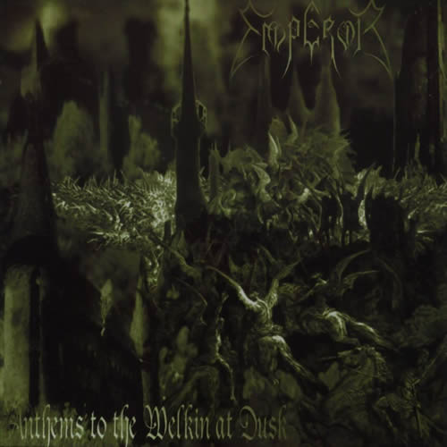 EMPEROR - Anthems to the Welkin at Dusk cover