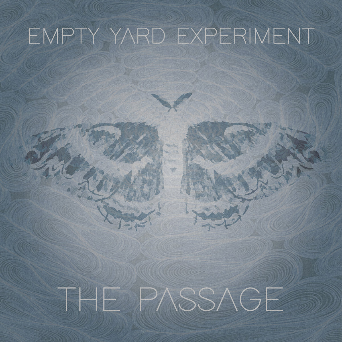 EMPTY YARD EXPERIMENT - The Passage cover
