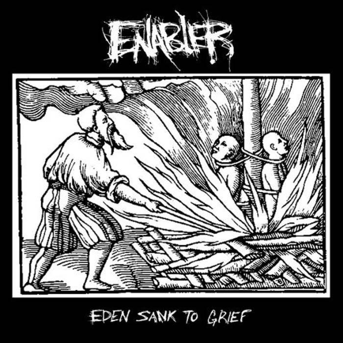 ENABLER - Eden Sank To Grief cover