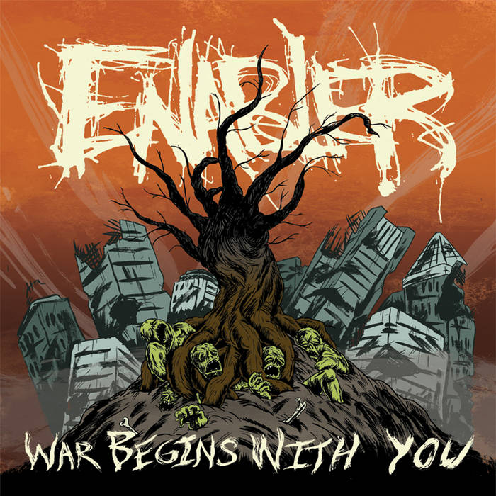 ENABLER - War Begins With You cover
