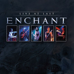 ENCHANT - Live At Last cover