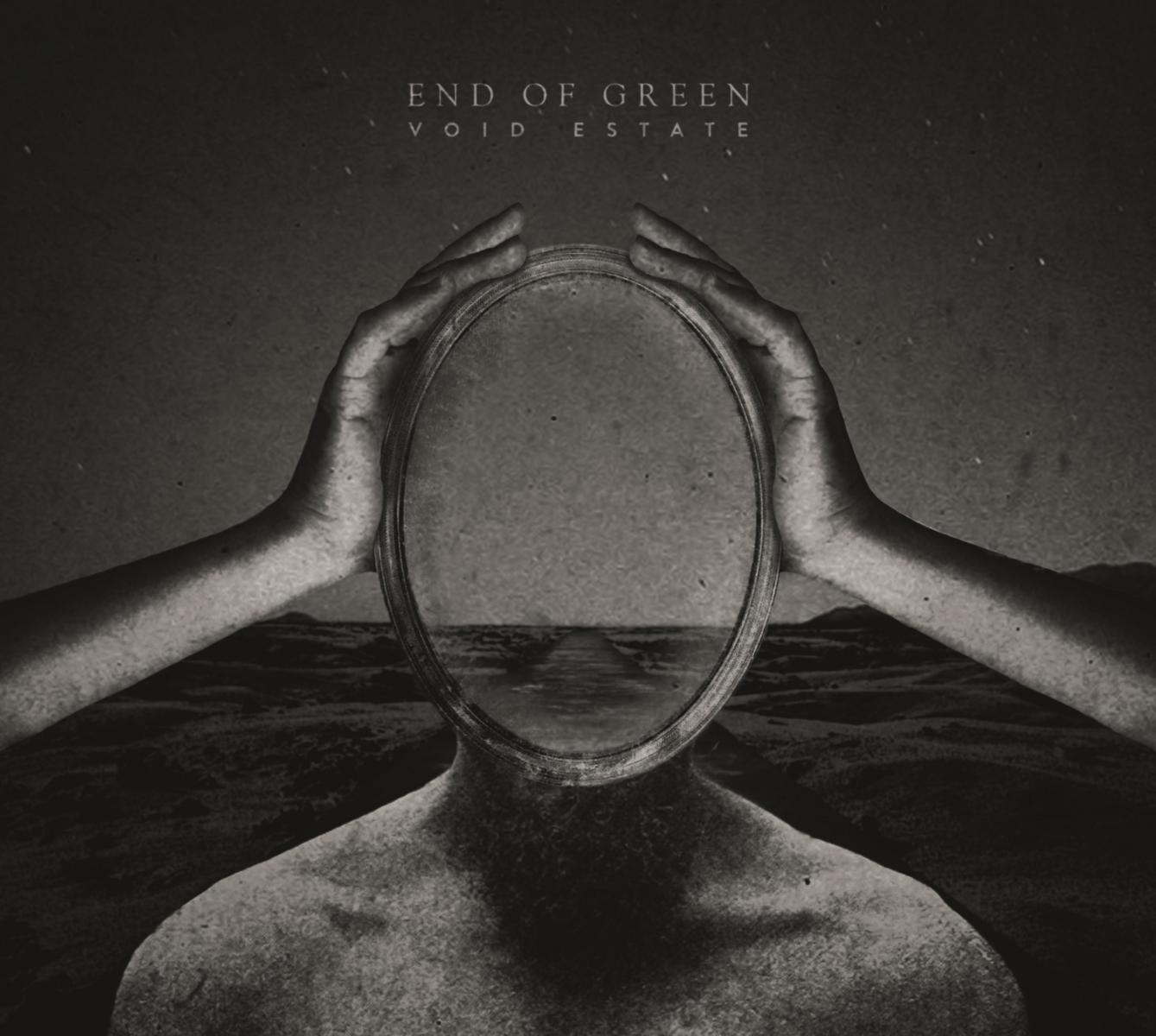 END OF GREEN - Void cover