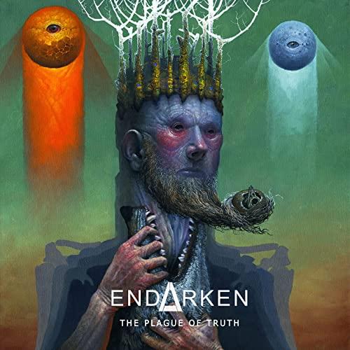 ENDARKEN - The Plague of Truth cover