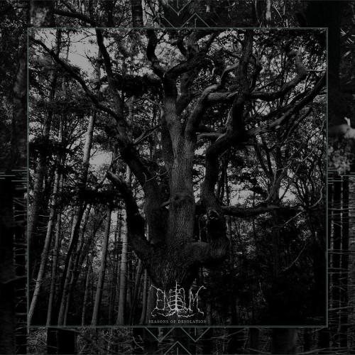 ENISUM - Seasons of Desolation cover