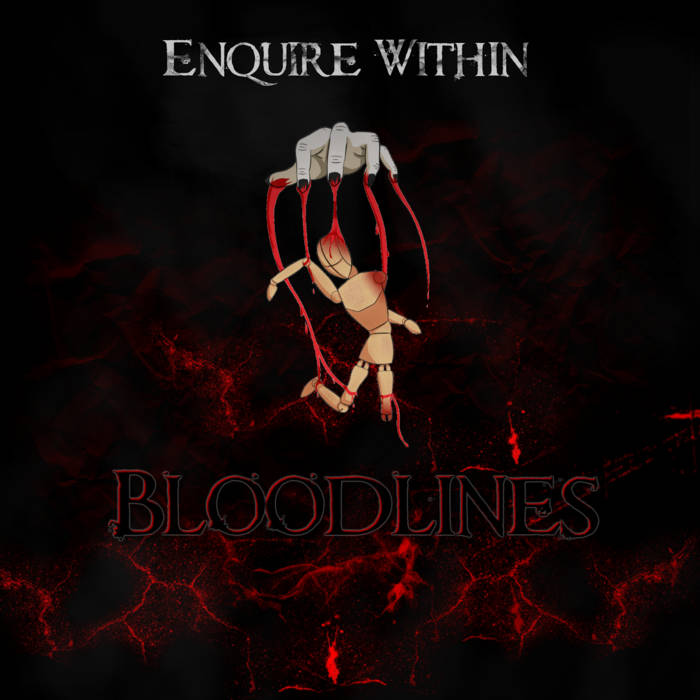 ENQUIRE WITHIN - Bloodlines cover