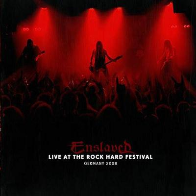 ENSLAVED - Live at the Rock Hard Festival cover