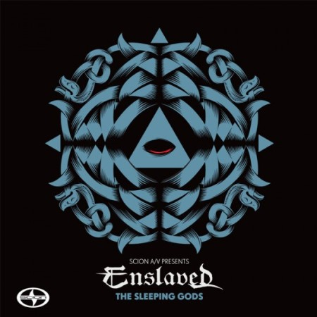 ENSLAVED - The Sleeping Gods cover
