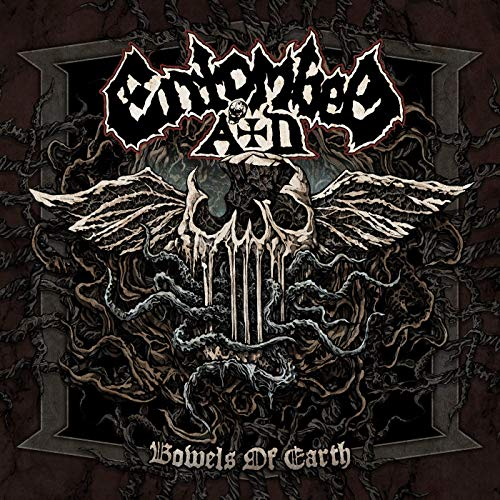 ENTOMBED A.D. - Bowels Of Earth cover