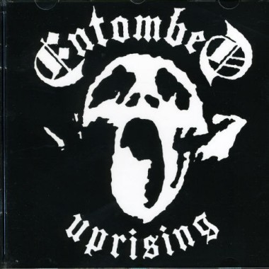 ENTOMBED - Uprising cover