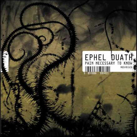 EPHEL DUATH - Pain Necessary to Know cover