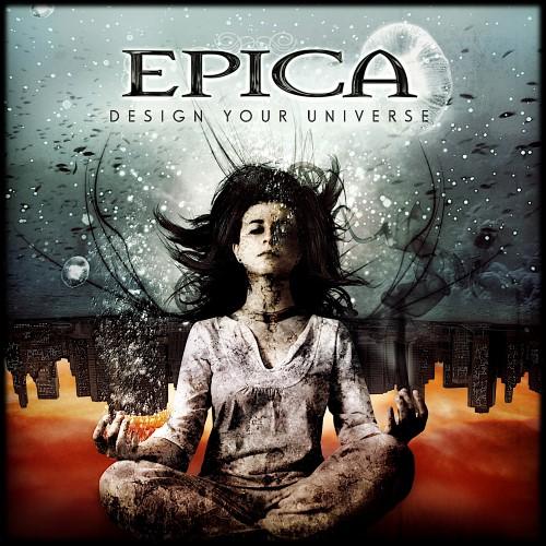 EPICA - Design Your Universe cover