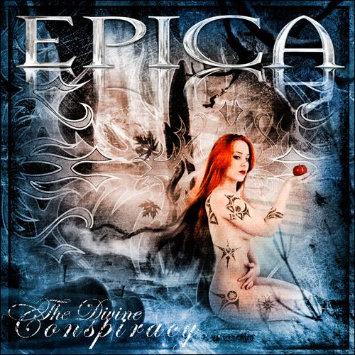 EPICA - The Divine Conspiracy cover
