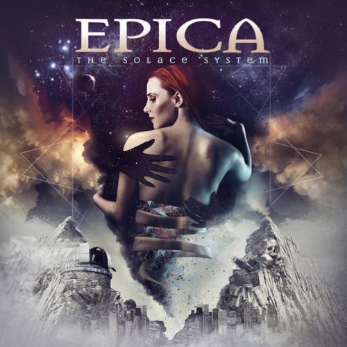 EPICA - The Solace System cover