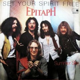 EPITAPH - Set Your Spirit Free / Summer Sky cover