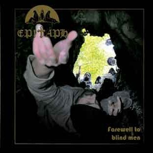 EPITAPH - Dies Funeris / Farewell to Blind Men cover