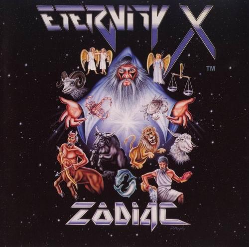 ETERNITY X - Zodiac cover