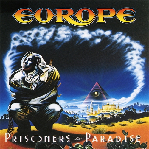 EUROPE - Prisoners in Paradise cover