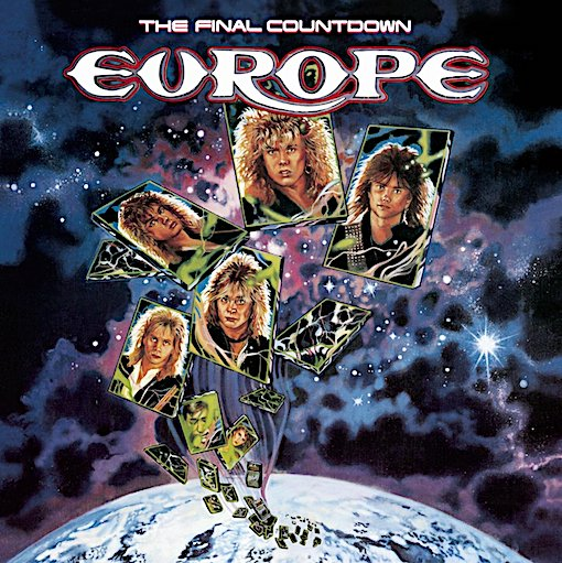 EUROPE - The Final Countdown cover