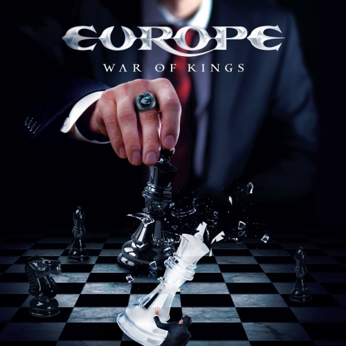 EUROPE - War of Kings cover