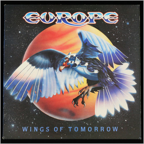 EUROPE - Wings of Tomorrow cover