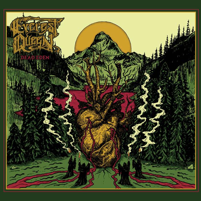 EVEREST QUEEN - Dead Eden cover