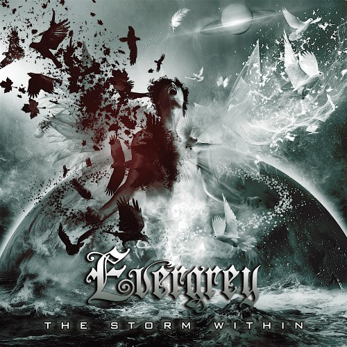 EVERGREY - The Storm Within cover