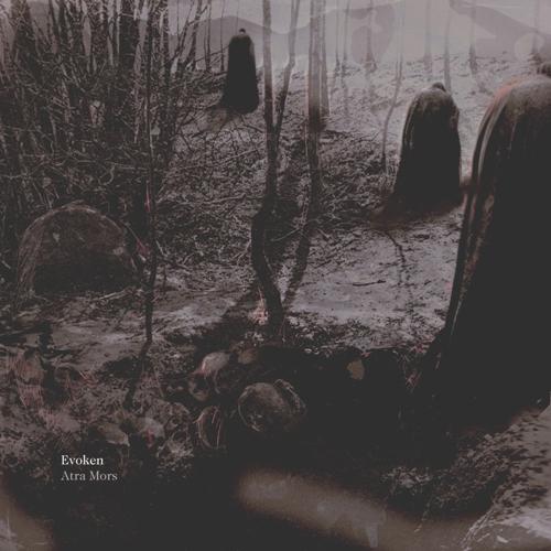 EVOKEN - Atra Mors cover