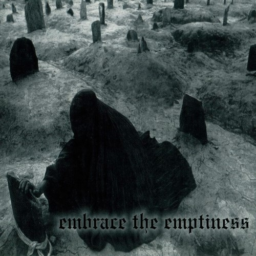 EVOKEN - Embrace The Emptiness cover
