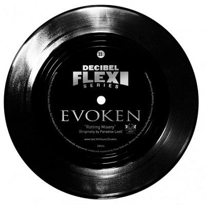 EVOKEN - Rotting Misery cover