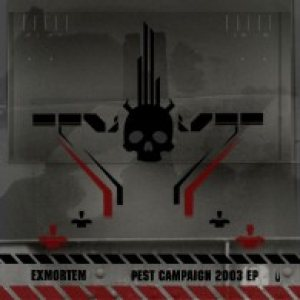 EXMORTEM - Pest Campaign 2003 cover