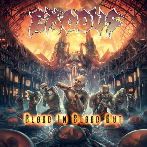 EXODUS - Blood In, Blood Out cover