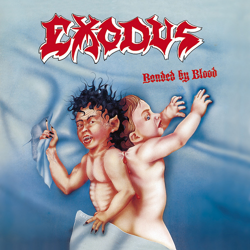 EXODUS - Bonded by Blood cover