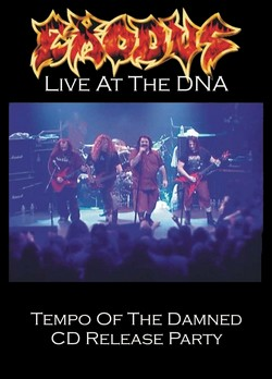 EXODUS Live at the DNA reviews