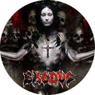 EXODUS - Riot Act cover