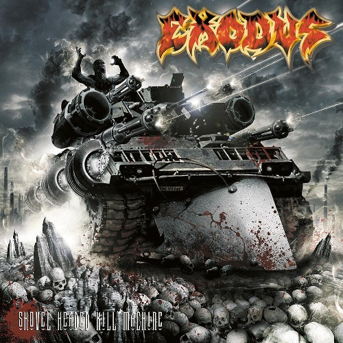 EXODUS - Shovel Headed Kill Machine cover