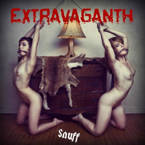 EXTRAVAGANTH - Snuff cover