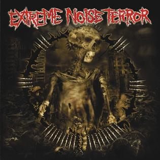 EXTREME NOISE TERROR - Back to the Roots cover