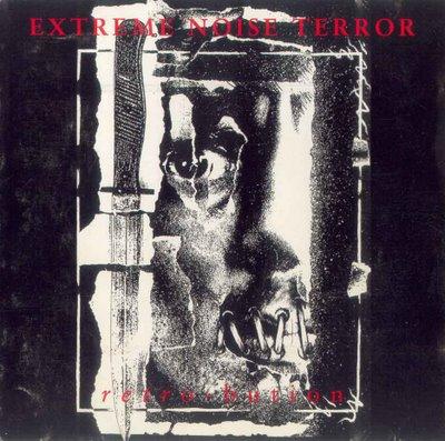 EXTREME NOISE TERROR - Retro-Bution cover