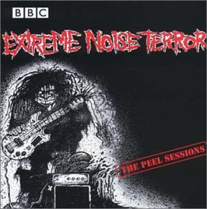 EXTREME NOISE TERROR - The Peel Sessions cover