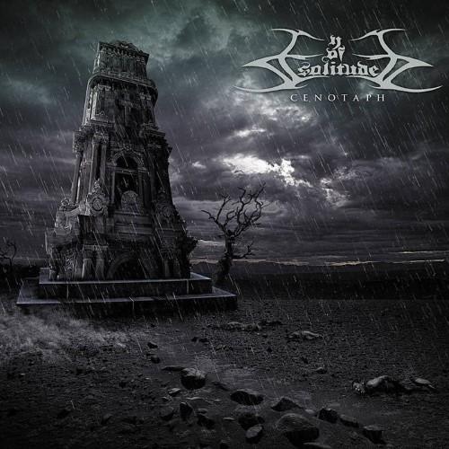 EYE OF SOLITUDE - Cenotaph cover
